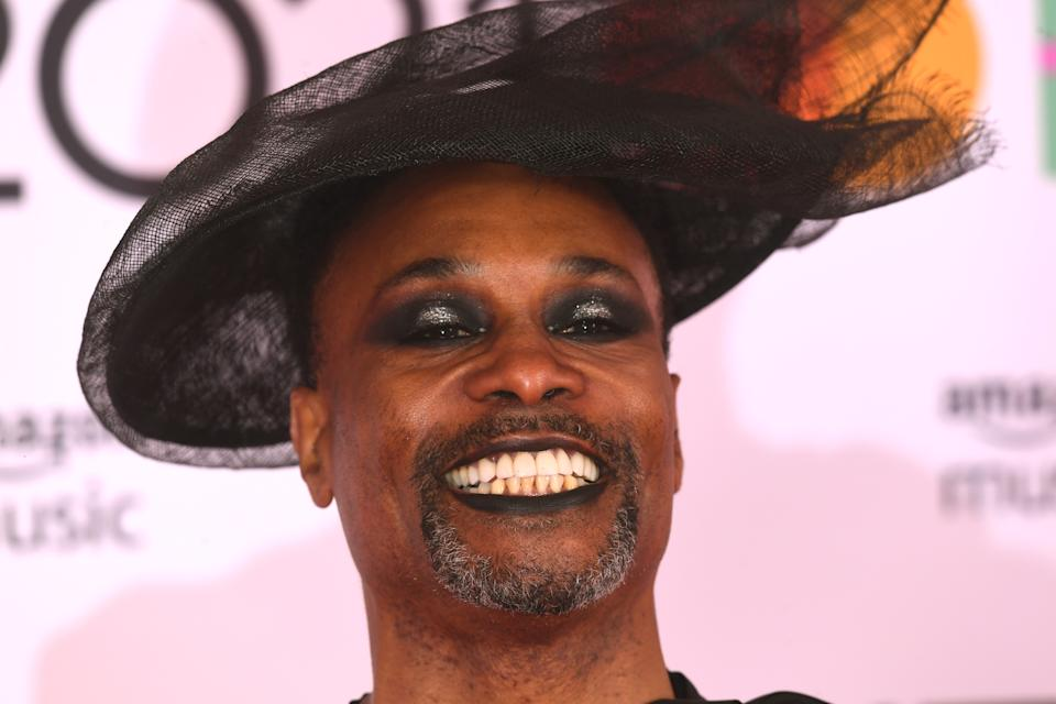 Billy Porter has been living with HIV for 14 years. (Photo by Dave J Hogan/Getty Images)