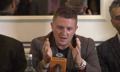 Tommy Robinson Stands Down From The EDL