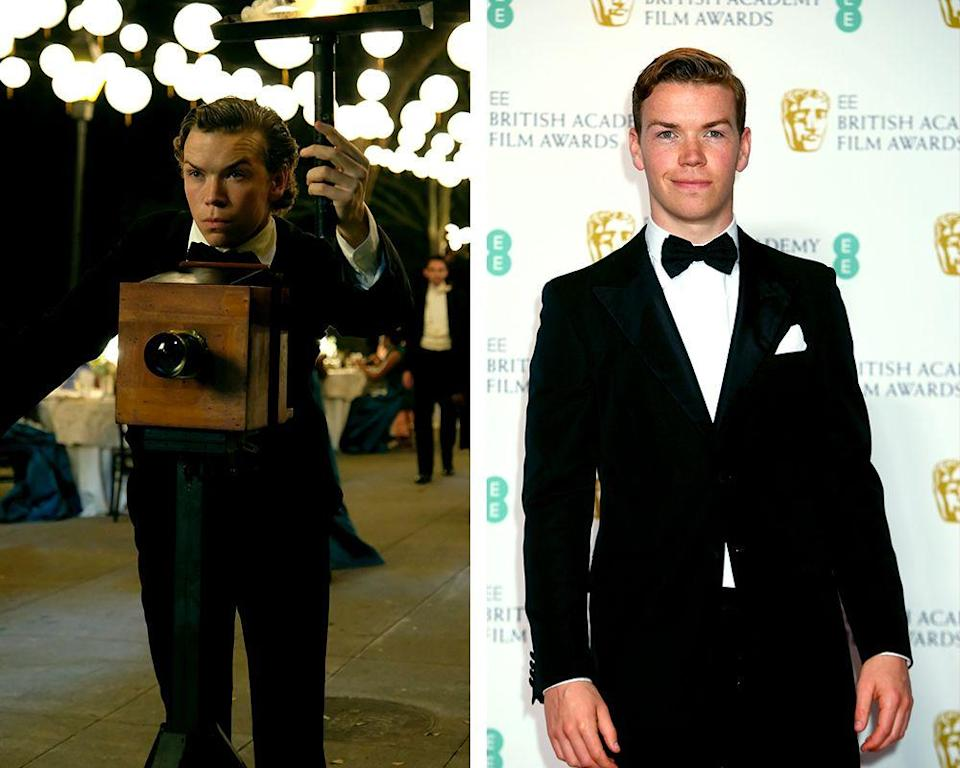<p>The 28 year-old actor previously starred in <em>We Are the Millers</em>, <em>The Maze Runner </em>franchise, and <em>Midsommar</em>. His next character, Sam, is an Underground Railroad station agent who owns a saloon in South Carolina. Sam helps Cora and Caesar on their journey, helping arrange their new identities. </p>