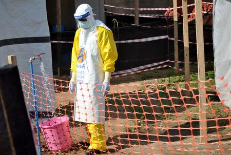 World Health Organization warns of 'perfect storm' for Ebola in eastern Congo