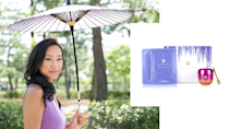 """<p>Our infatuation with Japanese beauty trends heightened when we were introduced to Tatcha. Victoria Tsai, the woman behind this popular brand, has managed to combine traditional J-beauty and wellness rituals with modern flair. Plus, there's no need to book a flight across the globe. We can walk into our local Sephora and get our hands on all of Tatcha's goodness.<br><br>Mask and Glow Set, $72, <a href=""""https://www.tatcha.com/product/MASK-GLOW-SET.html?cgid=shop_all#start=12"""" rel=""""nofollow noopener"""" target=""""_blank"""" data-ylk=""""slk:tatcha.com"""" class=""""link rapid-noclick-resp"""">tatcha.com</a>. (Art by Quinn Lemmers for Yahoo Lifestyle) </p>"""