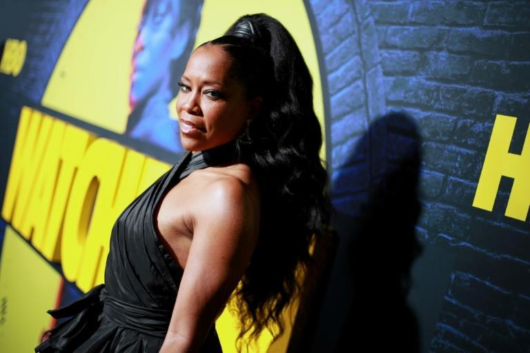 """Regina King -- seen here at the premiere of HBO's """"Watchmen"""" at The Cinerama Dome on October 14, 2019 in Los Angeles -- is seen as a favorite to take home an Emmy"""