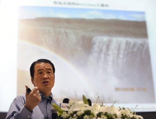 Huang Nubo, founder of private property firm Zhongkun Group