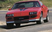 """<p>In our August 1982 issue, Don Sherman reported this about the new <a href=""""http://www.caranddriver.com/comparisons/chevrolet-camaro-z28-page-2"""" rel=""""nofollow noopener"""" target=""""_blank"""" data-ylk=""""slk:Z28 with Cross-Fire throttle-body injection"""" class=""""link rapid-noclick-resp"""">Z28 with Cross-Fire throttle-body injection</a>: """"When you drive a Z28, there is one engineering breakthrough that slaps you right in the face: This Camaro is not a committee car. The shock valving is so tight that you feel pebbles on the pavement as you back out of a parking space."""" Sherman slammed the car's anemic acceleration, however. It took 8.6 seconds for the Camaro to hit 60 mph, and the quarter-mile needed a languid 16.4 seconds to go by at 83 mph.</p>"""