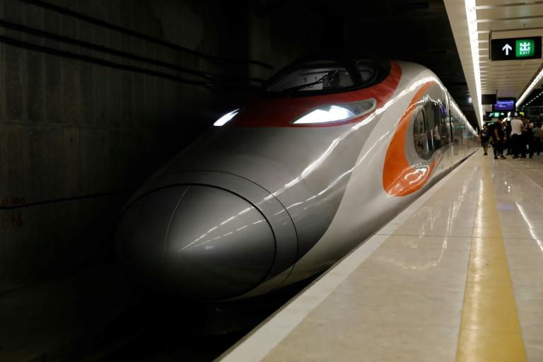 The new high-speed rail link is expected to cut the journey time between Hong Kong and Beijing to nine hours