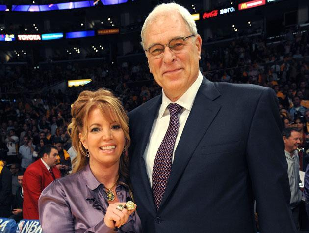 Jeanie Buss describes the 'betrayal' she felt after the Lakers hired Mike D'Antoni over her fiancée, Phil Jackson