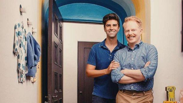 PHOTO: Jesse Tyler Ferguson poses for a selfie with his husband Justin Mikita in this image Jesse Tyler Ferguson posted to his Instagram account. (jessetyler/Instagram)