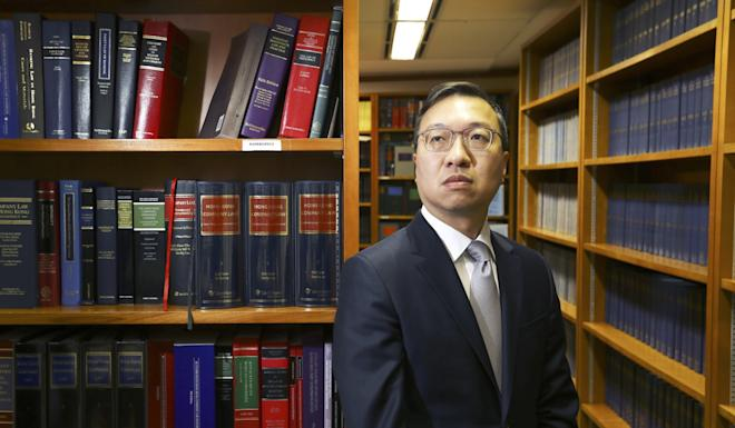 Senior Counsel Paul Lam is one of two new members of the Independent Police Complaints Council. Photo: Nora Tam
