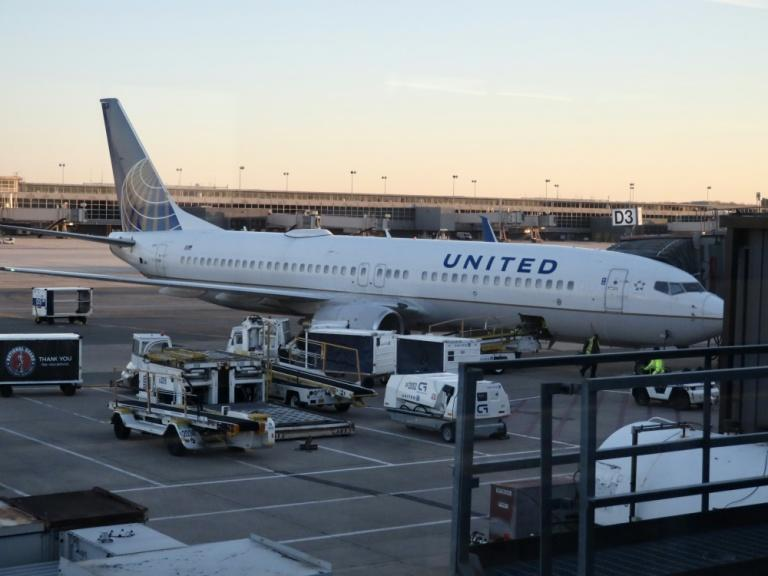 The chief executive of United Airlines has mulled making vaccines required for pilots, crew and other employees