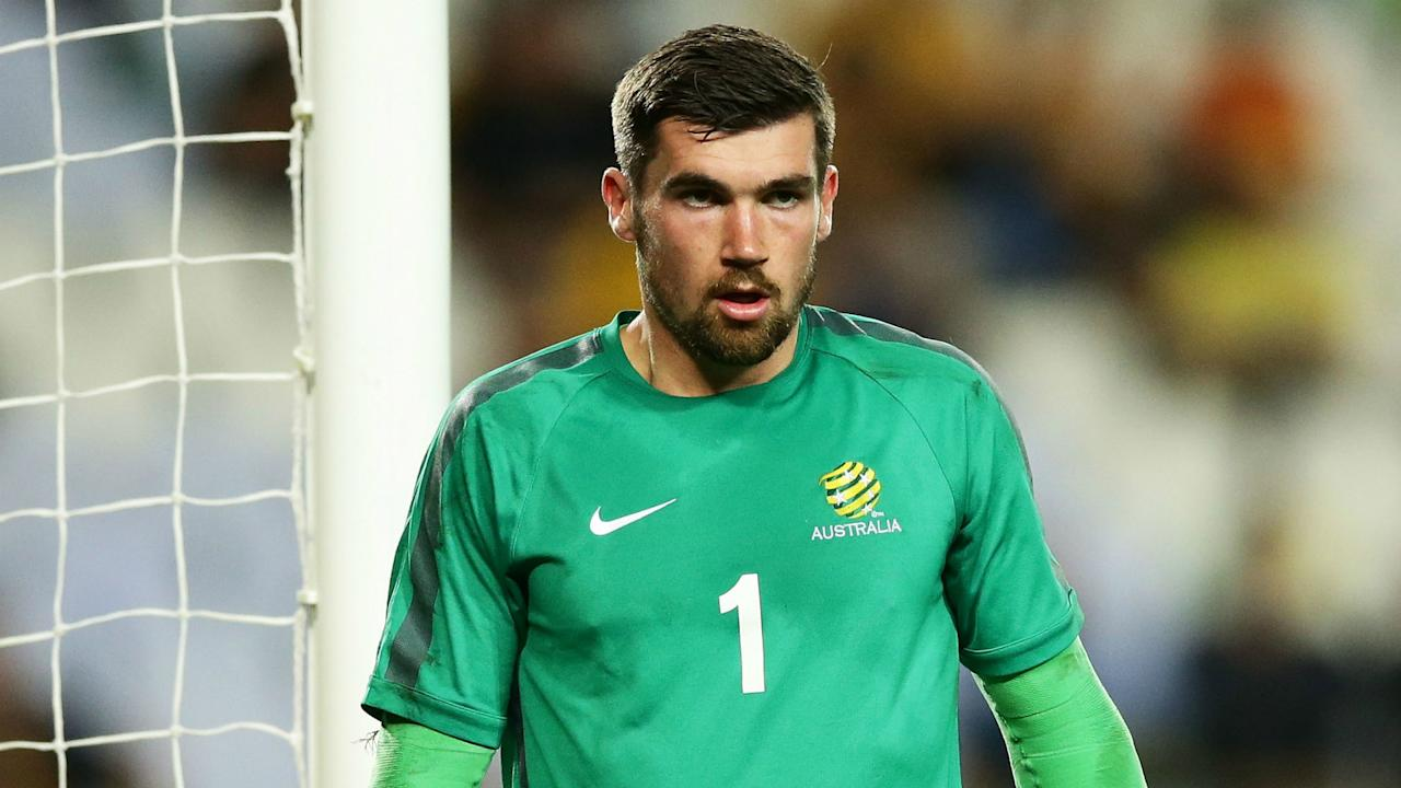 Mathew Ryan has moved to Brighton and Hove Albion and will join up with the Premier League newcomers after the Confederations Cup.