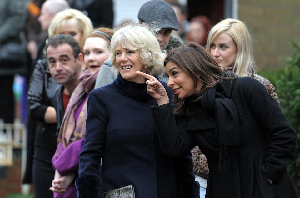 Shobna, who appeared on Coronation Street for several years, found writing a book about her mother helped heal her grief (Credit: ANDREW YATES/AFP via Getty Images)