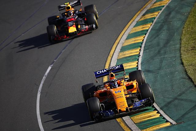 Verstappen: Alonso return a waste without top car