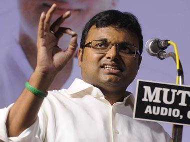 Karti Chidambaram arrested, updates: Delhi's Patiala House court sends accused to one-day police custody