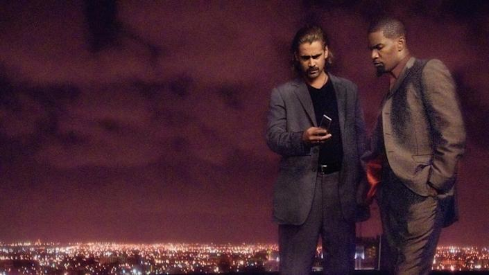 Farrell and Foxx in a scene from Miami Vice (Photo: Universal/courtesy Everett Collection)