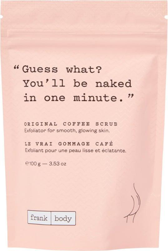 <p>Give her some much needed self-care with the <span>Frank Body Original Coffee Scrub</span> ($10).</p>