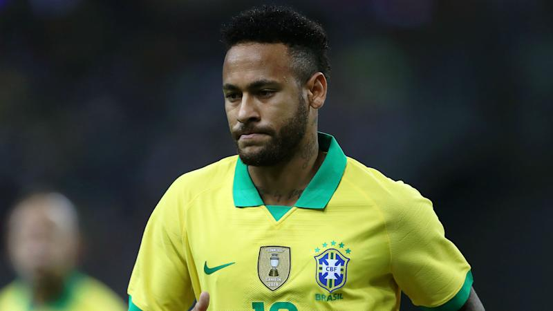 Neymar, Silva and Coutinho get Brazil calls as World Cup campaign starts