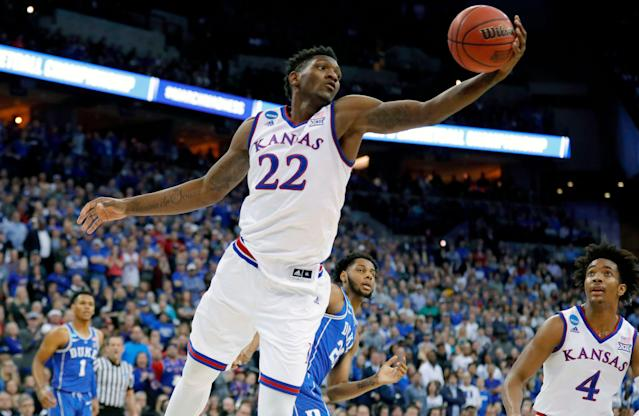 Silvio De Sousa regained his eligibility in an appeal to the NCAA. (AP)