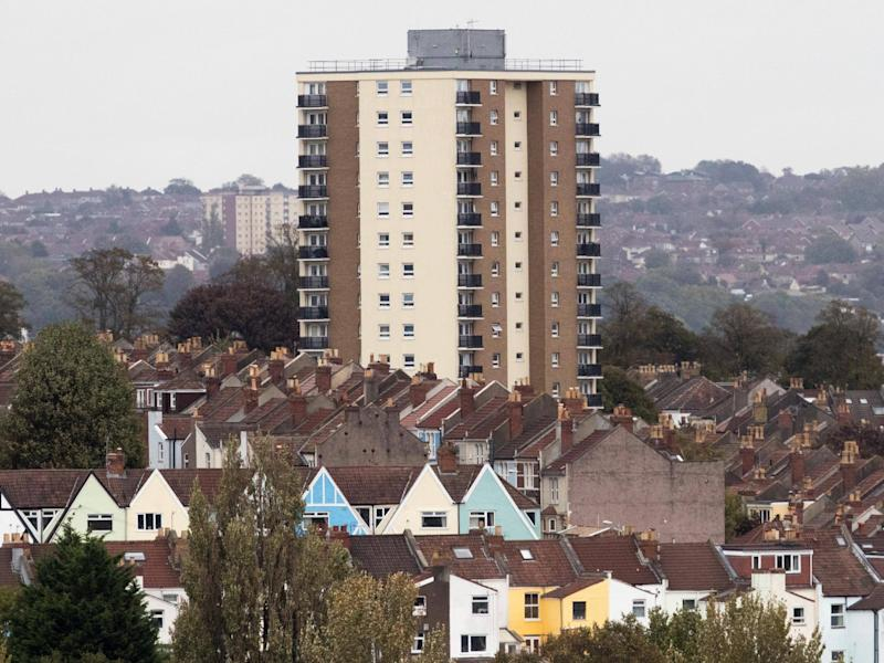 The Government has prioritised the building of affordable homes, which are more expensive than social homes: Getty