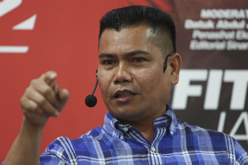 'Fake news' benefits me as a politician, says Jamal Yunos