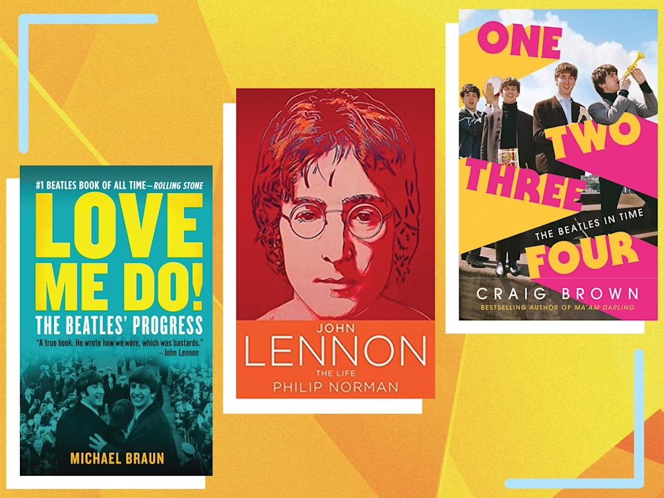 <p>During the decades after the band's split, their rise and fall has been told as a myth, these tomes will help you better understand their history</p> (iStock/The Independent)