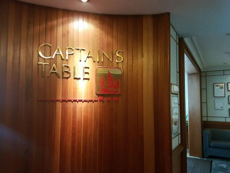 Captain's Table at Raffles Marina, near the upcoming Tuas Link MRT station. (Photo: Audrey Kang/Yahoo Lifestyle Singapore)