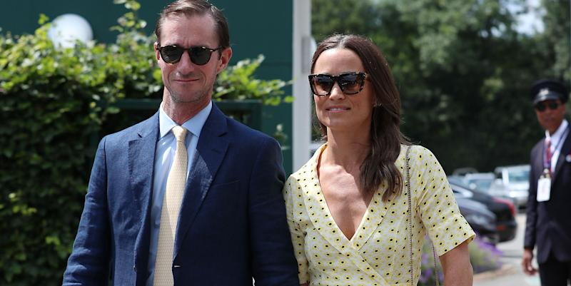 Take Two! Kate Middleton Opts for Royal Rewear at Wimbledon Women's Final