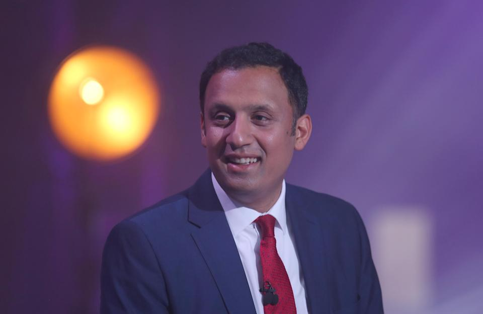 Scottish Labour leader Anas Sarwar is to address his party's Brighton conference on Monday. (Andrew Milligan/PA)
