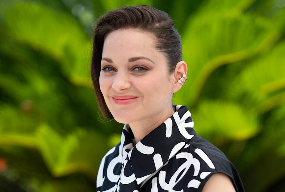 CANNES, FRANCE - JULY 06: Marion Cotillard attends the