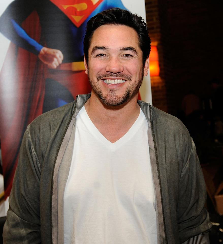 "<b>Dean Cain</b><br><br>After being cast as Superman in the hit TV series, ""Lois and Clark,"" this standout athlete and Princeton grad has gone on to star in more than 90 films and television shows."