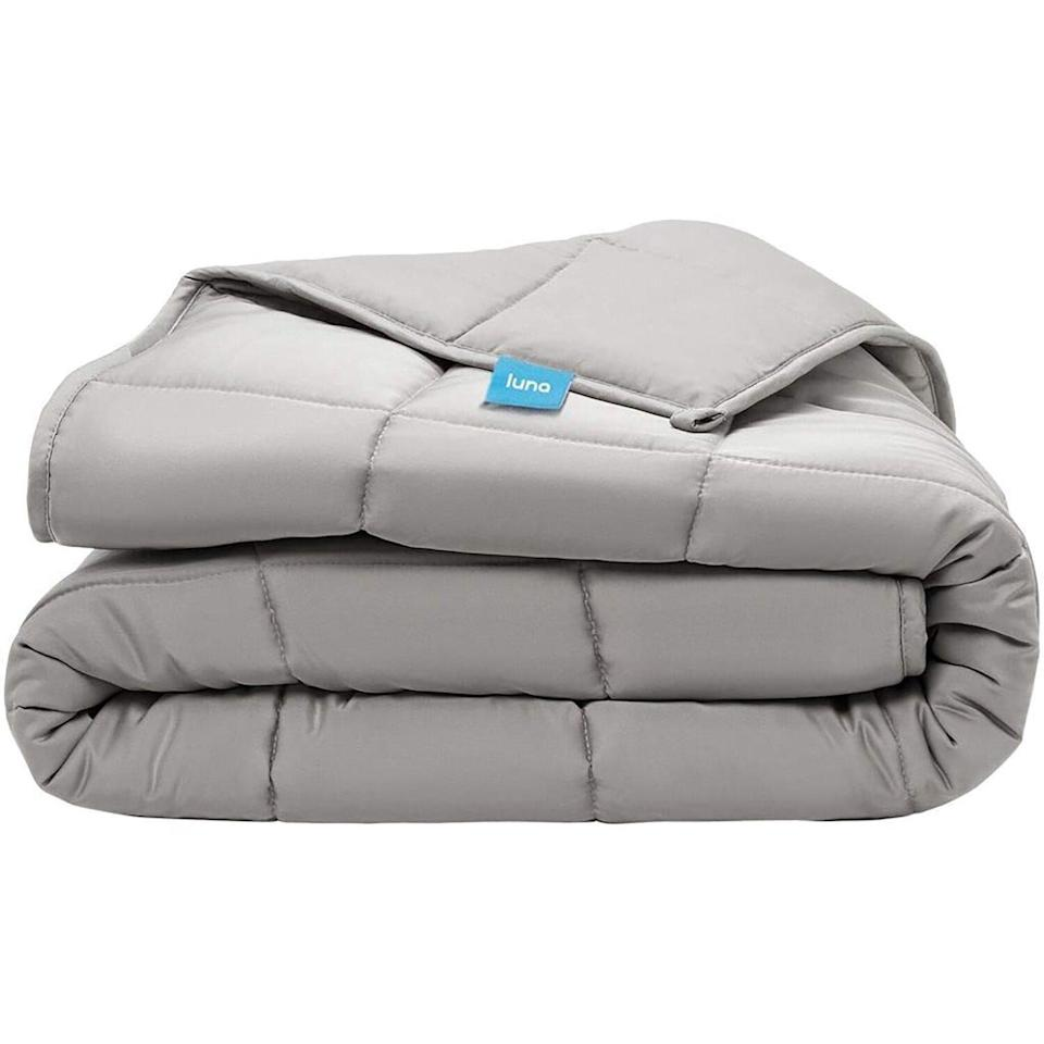 Amazon weighted blankets