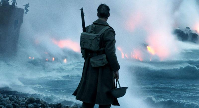 Christopher Nolan's 'Dunkirk' tells the story from three perspectives - Land, sea, and air (Warner Bros.)