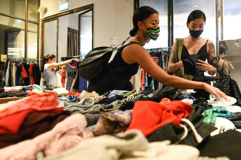 Several swapping initiatives have appeared in Singapore, in a bid to encourage consumers to make the most of what is already in their closets