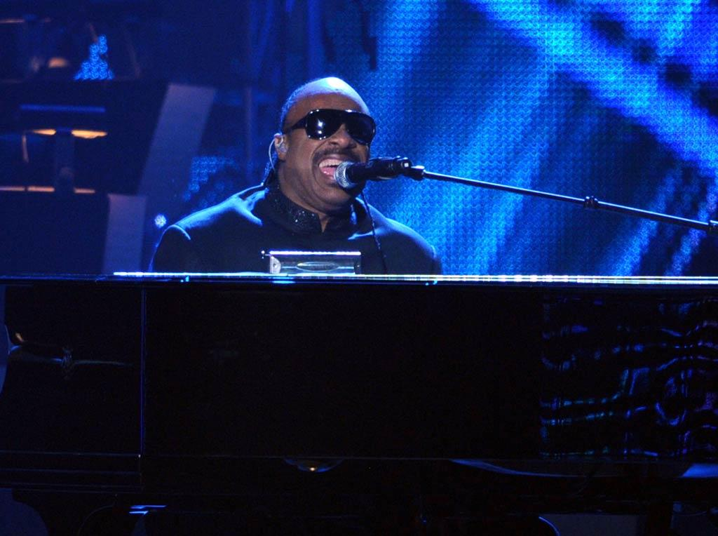"Stevie Wonder turns 61 Alberto E. Rodriguez/<a href=""http://www.gettyimages.com/"" target=""new"">GettyImages.com</a> - February 11, 2011"