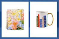 """<p>Check out <a href=""""https://riflepaperco.com/"""" rel=""""nofollow noopener"""" target=""""_blank"""" data-ylk=""""slk:Rifle Paper Co"""" class=""""link rapid-noclick-resp"""">Rifle Paper Co</a>.'s adorable stationary and accessories, and save 25% off the entire site with code BLOOM. This deal runs from May 26th through June 1st, and excludes wallpapers. </p><p><a class=""""link rapid-noclick-resp"""" href=""""https://go.redirectingat.com?id=74968X1596630&url=https%3A%2F%2Friflepaperco.com%2F&sref=https%3A%2F%2Fwww.townandcountrymag.com%2Fstyle%2Ffashion-trends%2Fg36476778%2Fmemorial-day-sales-2021%2F"""" rel=""""nofollow noopener"""" target=""""_blank"""" data-ylk=""""slk:Shop the sale"""">Shop the sale</a><br></p>"""