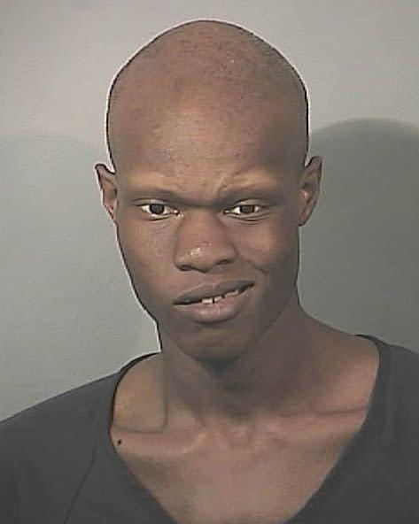 Johnathan Cumberbatch, age 21, arrested for simple assualt/threat to do violence.