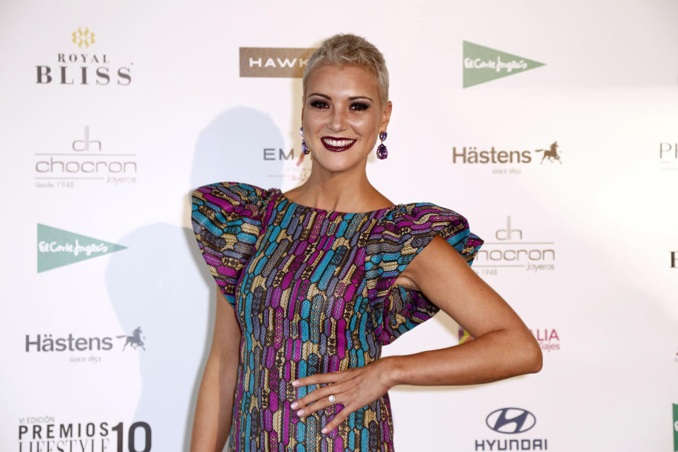 MADRID, SPAIN - JUNE 28:  Maria Jesus Ruiz attends the 'Lifestyle' Awards 2018 on June 28, 2018 in Madrid, Spain.  (Photo by Europa Press/Europa Press via Getty Images)