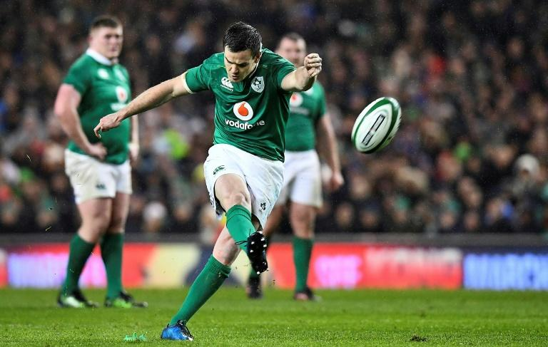 Ireland's fly-half Jonathan Sexton a star of the Lions' victorious tour of Australia four years ago, has been tipped to be the combined side's first-choice No.10 in New Zealand