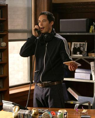 "Tom Cavanagh as Tom Farrell CBS' ""Love Monkey"" Love Monkey"