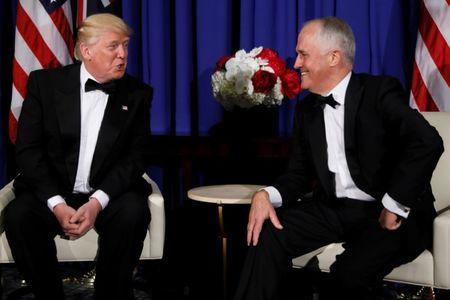 Donald Trump says Australia has a better healthcare system than the US