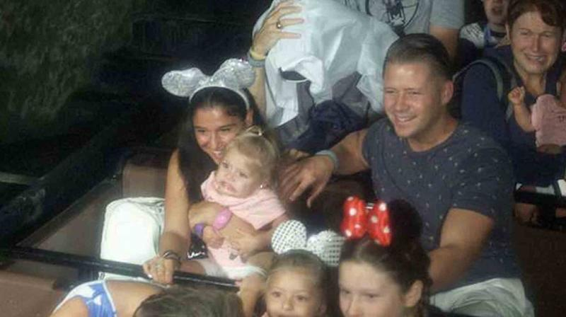 Toddler Makes Amazing Face On 'Frozen' Ride At Disney World