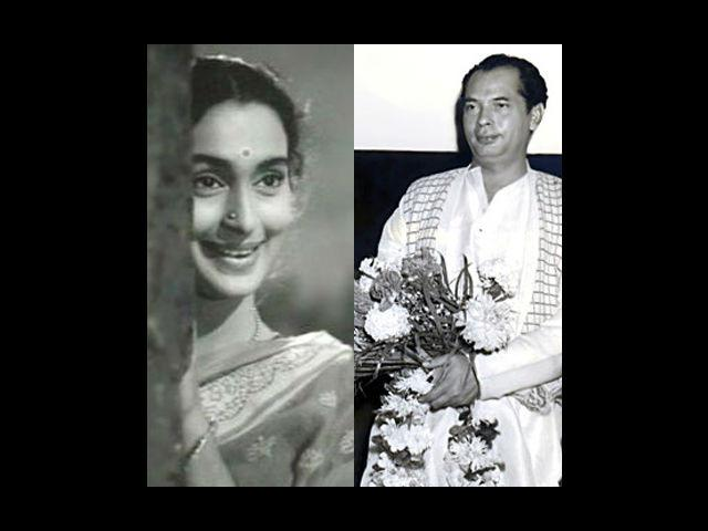 <b>2. Bimal Roy-Nutan </b><br>Bimal Roy- an iconic director and perhaps the most decorated one in Indian cinema. Nutan – a fabulous actor from a very talented filmy family. When these two geniuses worked together something special was sure to be created. It happened in 1959 and the film was Sujata. Next came 'Bandini' in 1963. These two films remain among the finest work of Indian cinema to this day. Both films dealt with unconventional issues and won Best film, director and actress Filmfare awards.