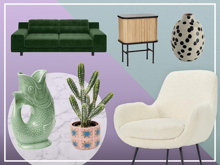 <p>There has never been a more perfect time to revamp your living space</p> (iStock/The Independent)