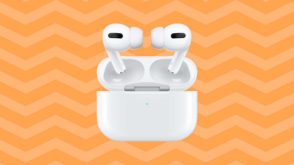 Apple AirPods Pro: This is the lowest price of the year! (Photo: Amazon)