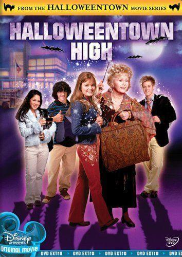 """<p><a class=""""link rapid-noclick-resp"""" href=""""https://go.redirectingat.com?id=74968X1596630&url=https%3A%2F%2Fwww.disneyplus.com%2Fmovies%2Fhalloweentown-high%2F5vwJNkHUiI72&sref=https%3A%2F%2Fwww.womansday.com%2Flife%2Fg3104%2Fkids-halloween-movies%2F"""" rel=""""nofollow noopener"""" target=""""_blank"""" data-ylk=""""slk:STREAM ON DISNEY+"""">STREAM ON DISNEY+</a></p><p>Marnie decides to set up a student exchange program for students at her mortal school and the magical Halloweentown High. </p>"""
