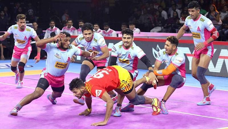 PKL 2019 Dream11 Prediction For UP Yoddha vs Jaipur Pink Panthers Match: Tips on Best Picks For Raiders, Defenders and All-Rounders For UP vs JAI Clash