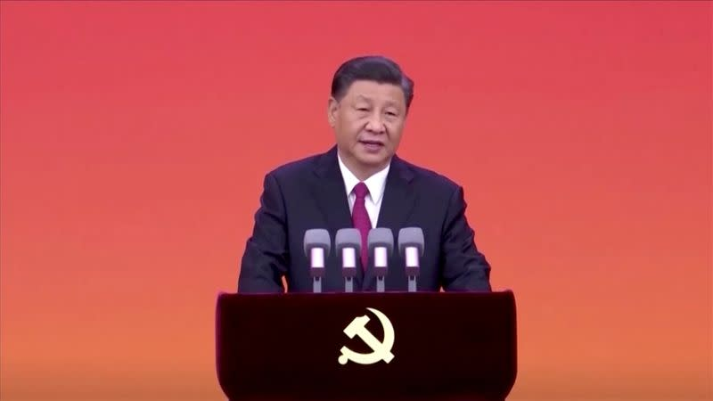 Chinese Communist Party awards medals in run-up to anniversary