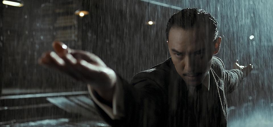 """Chen Chang in The Weinstein Company's """"The Grandmaster"""" - 2013"""