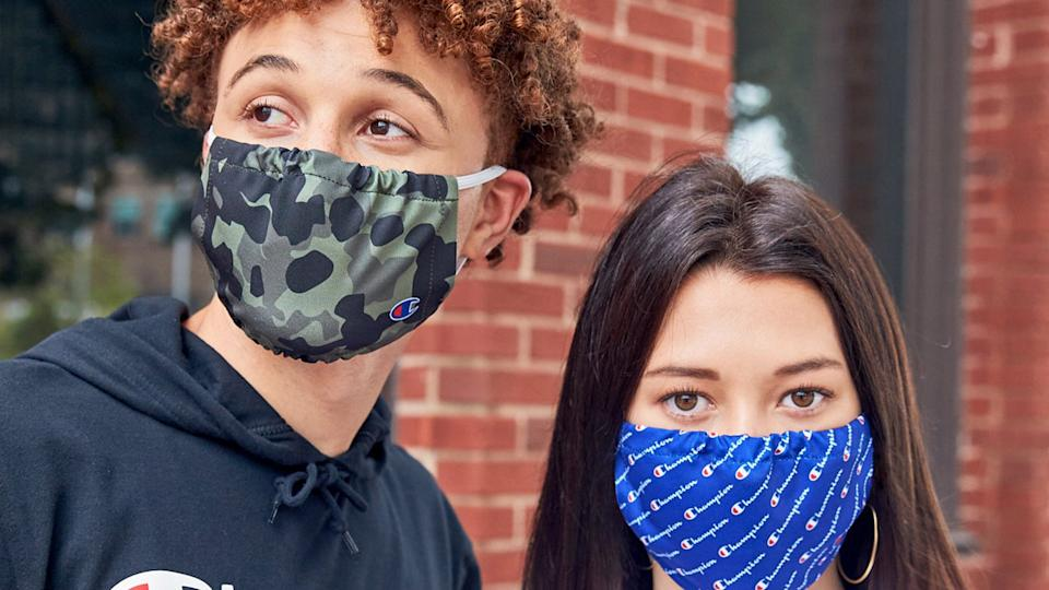 Best health and fitness gifts 2020: Champion face mask