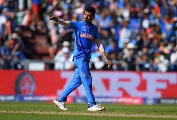 Chahal has an opportunity to reassert his place in the ODI team