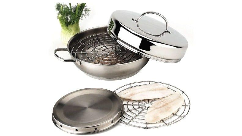 High-quality cookware products from a high-name brand.